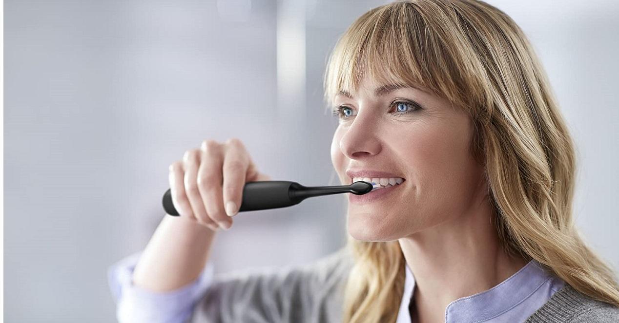 cepillo de dientes inteligente