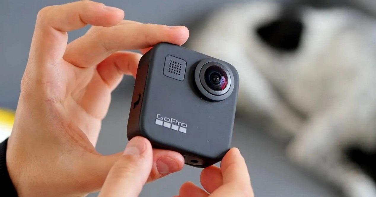 camara 360 GoPro