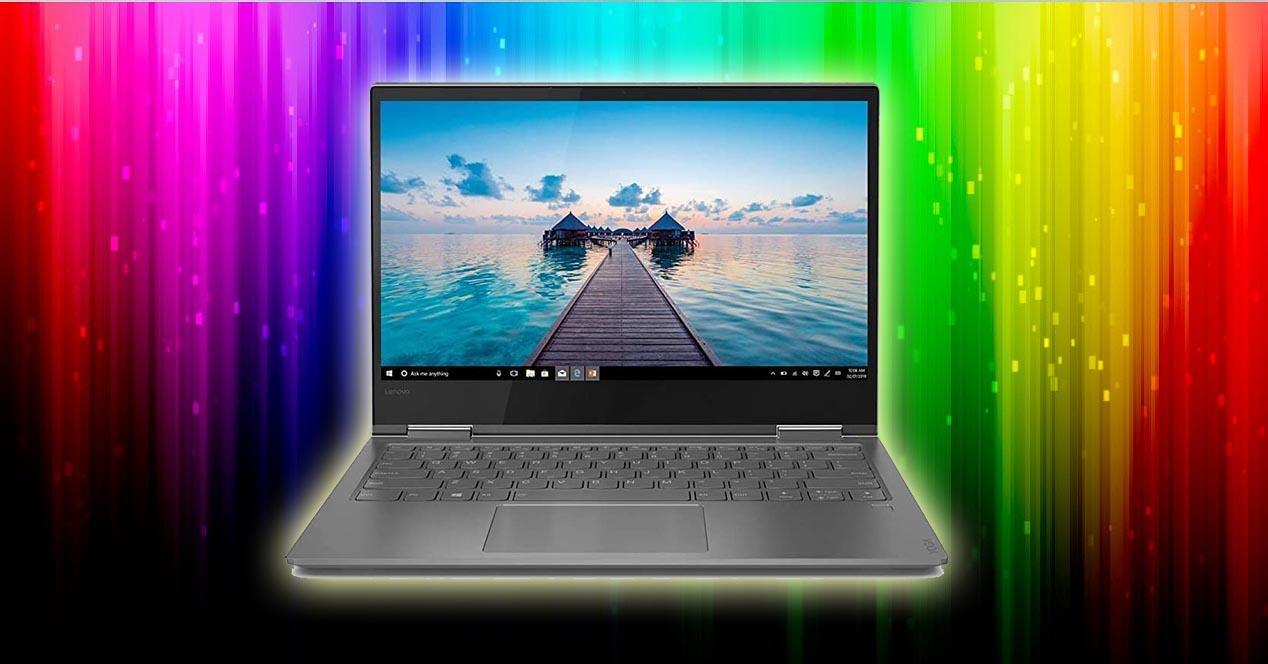 Portatil Lenovo Yoga