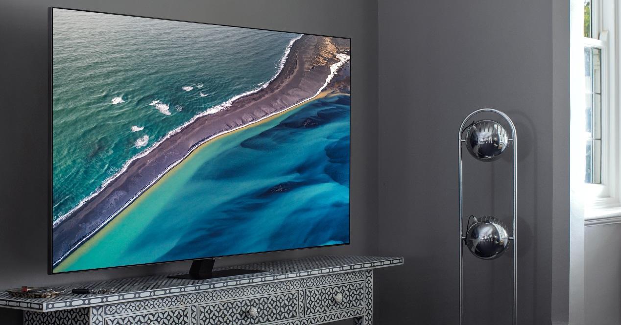 Smart TV Samsung QLED Q80T