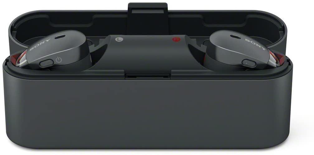 Sony WF1000X cancela los auriculares con ruido