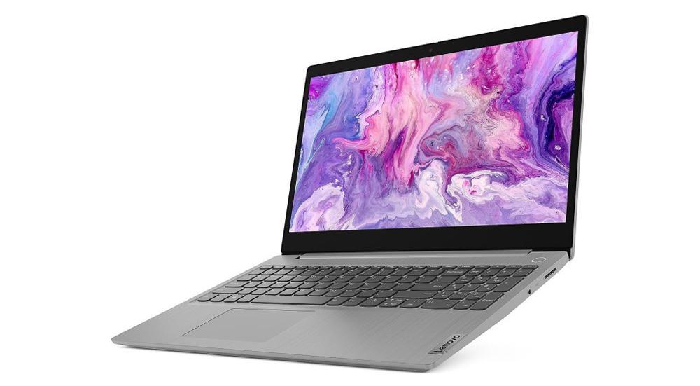 Lato del laptop Lenovo IdeaPad 3 15IIL05