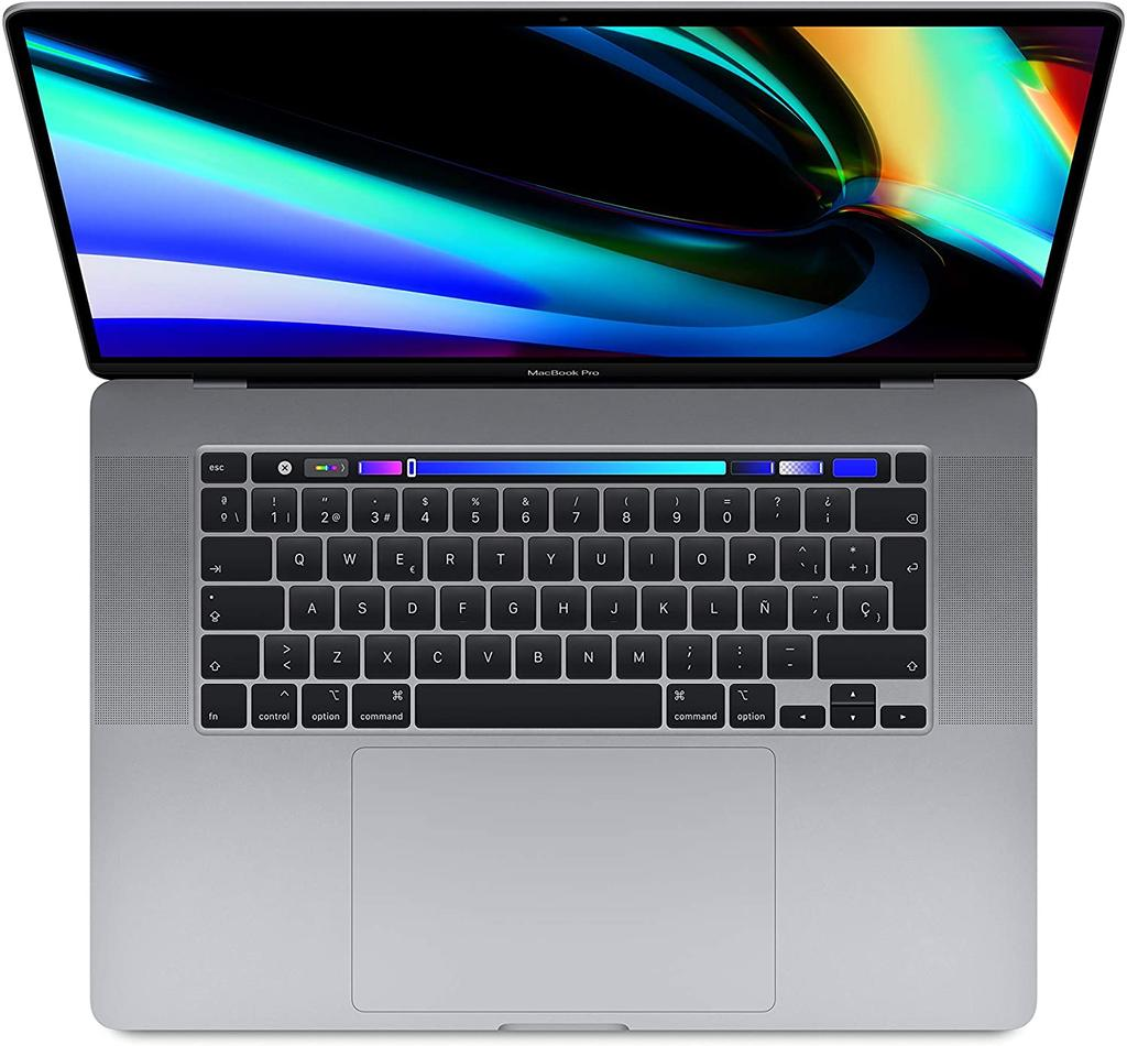 16-inch Apple MacBook Pro laptop