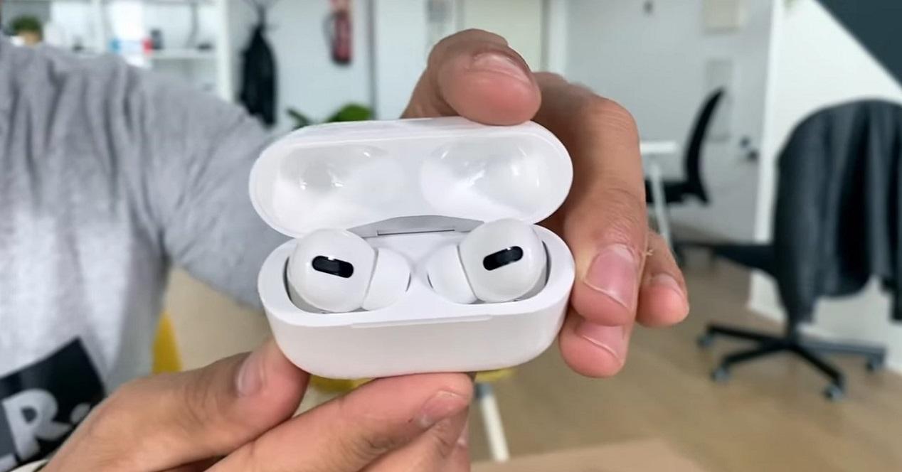 airpods pro diseño