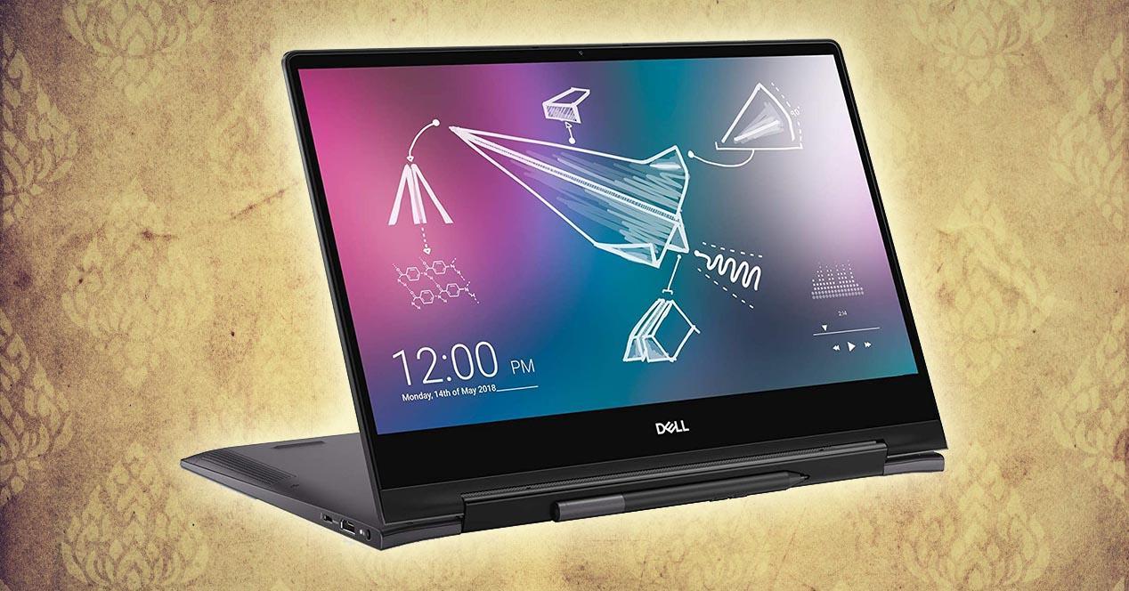 Convertible Dell