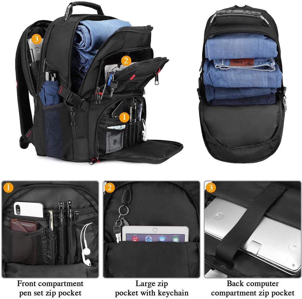 Open VINBAGGE backpack