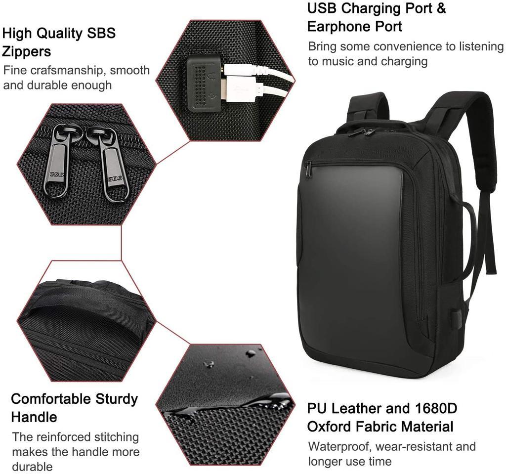 Xnuoyo anti-theft backpack