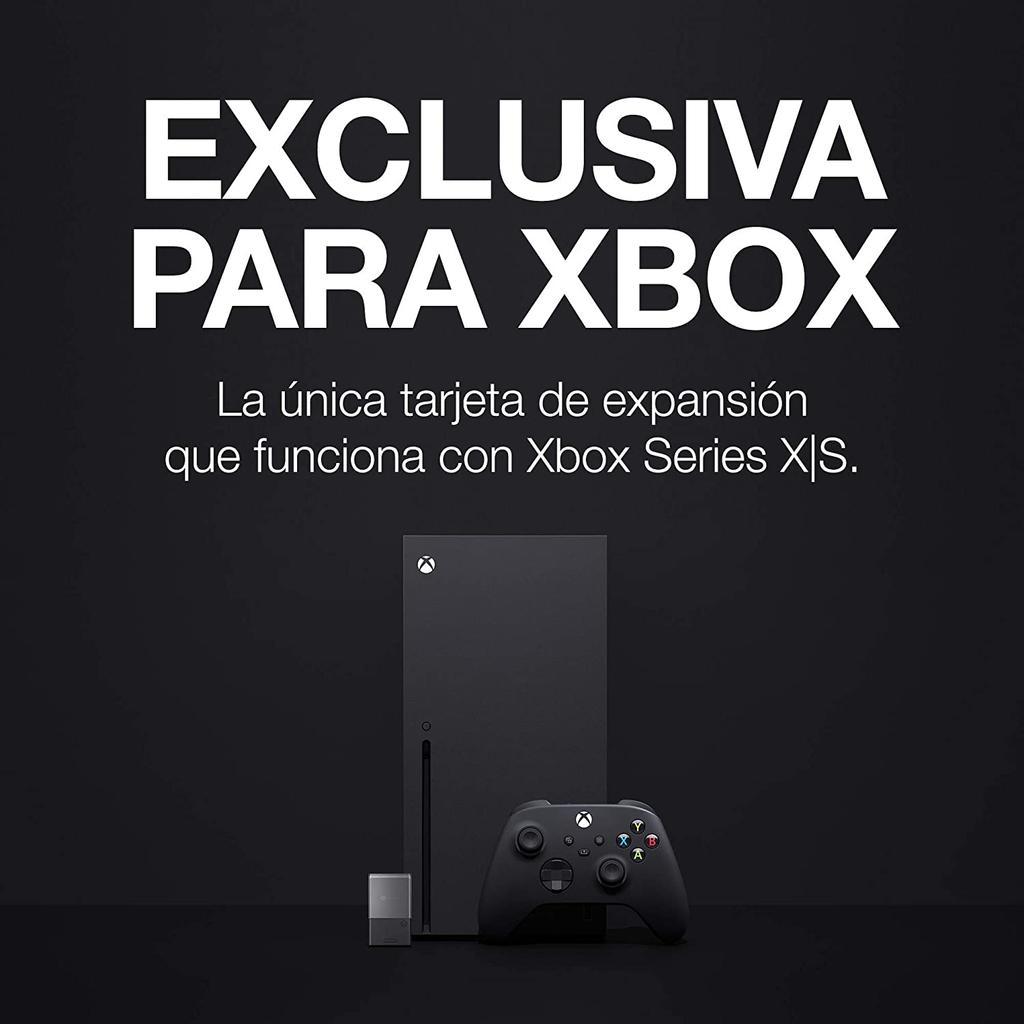 Seagate Expansion Card para Xbox Series X
