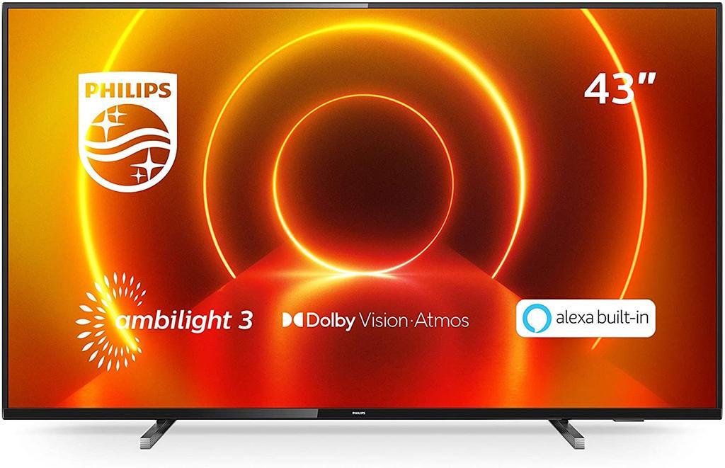 Smart TV Philips 43PUS785512