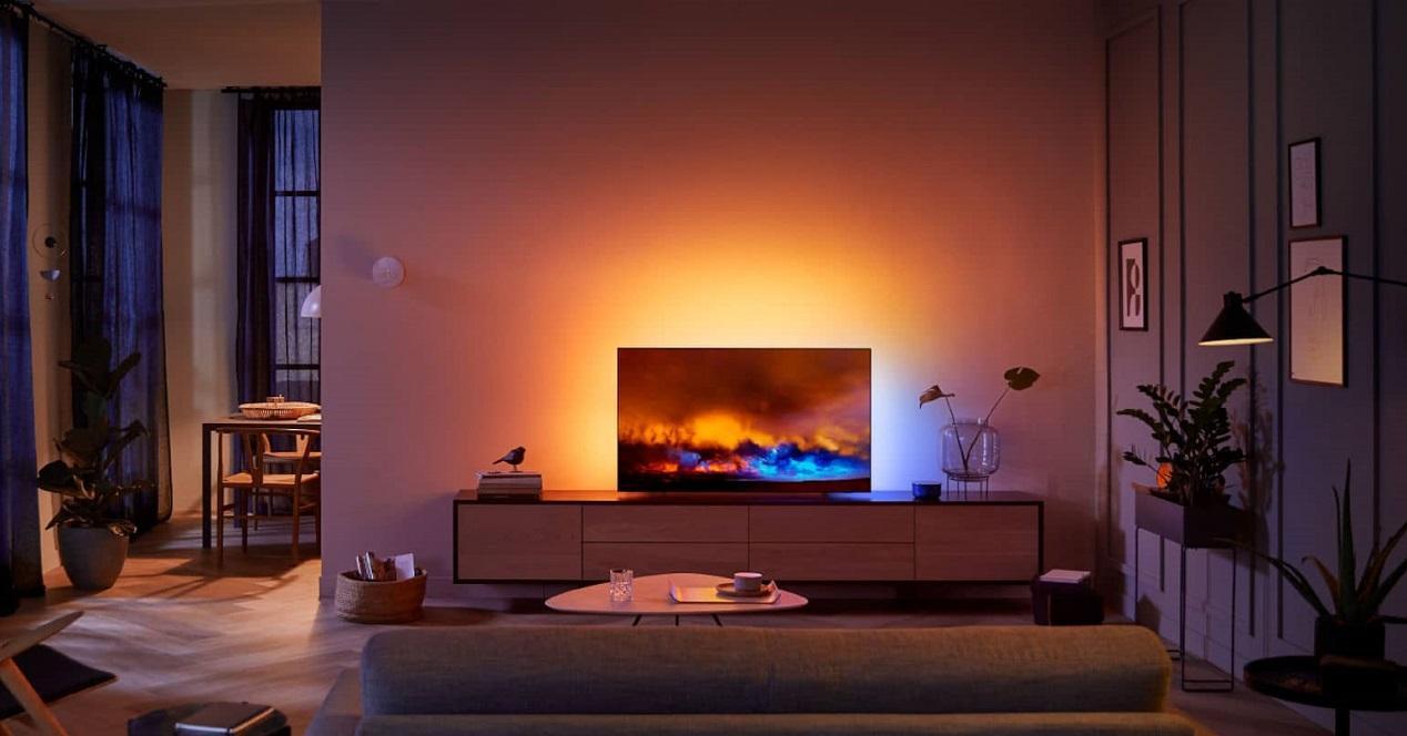 Smart TV Philips 55OLED804/12