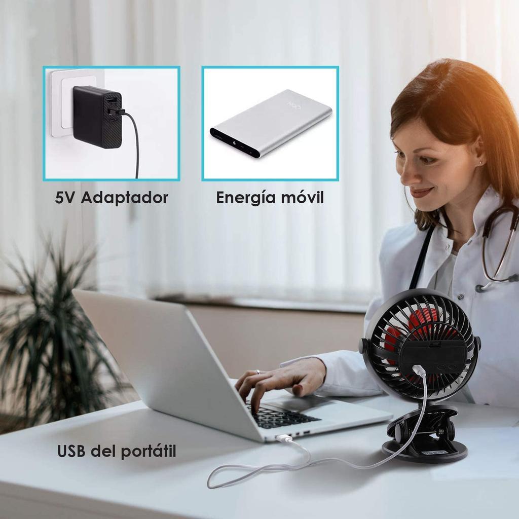 Ventilátor USB SIMBR