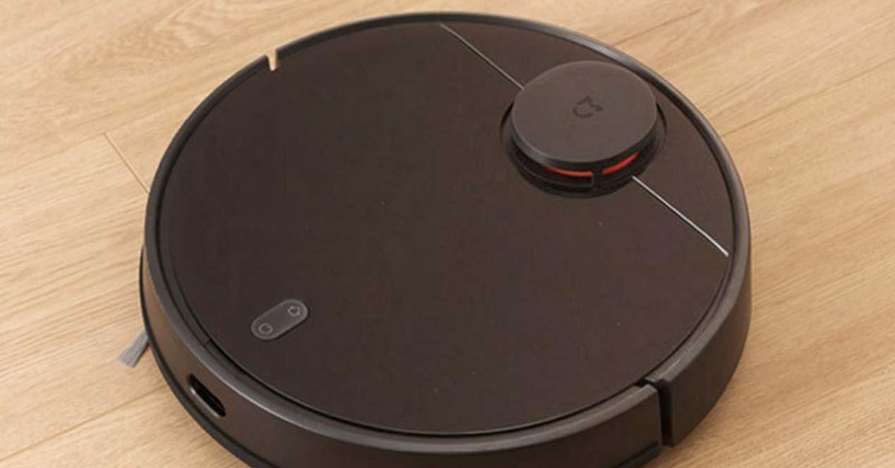 uso del Xiaomi Mi Robot Pro Vacuum