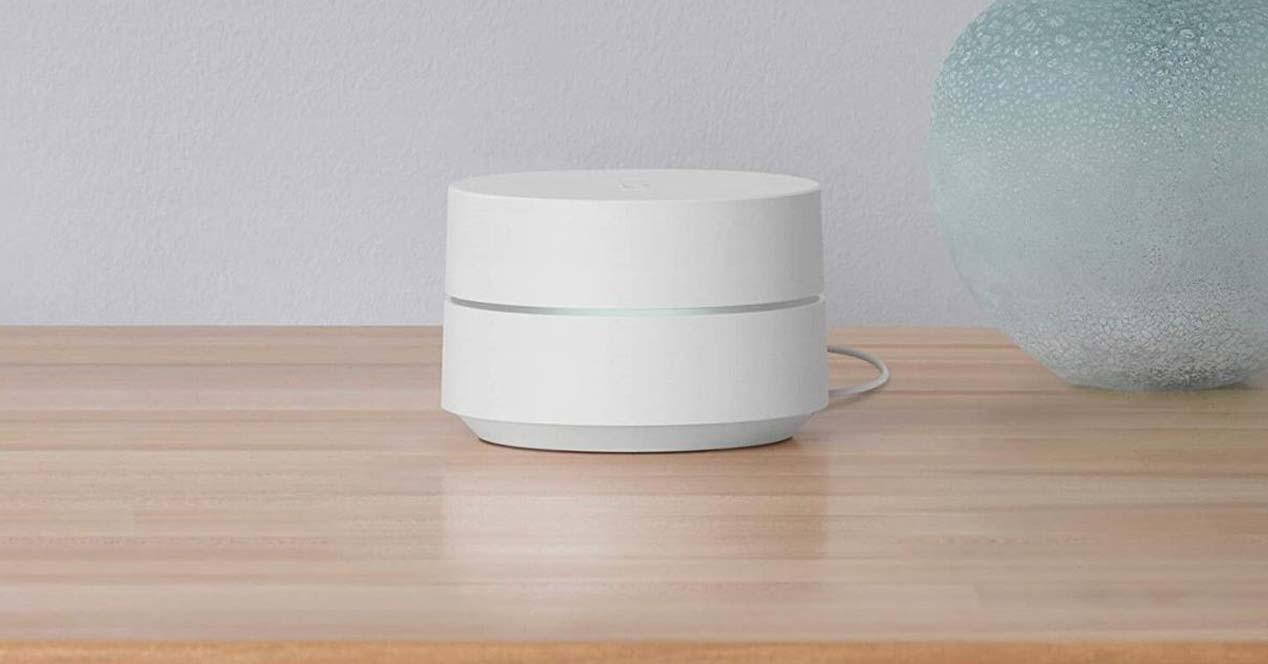 Uso del router Google WiFi
