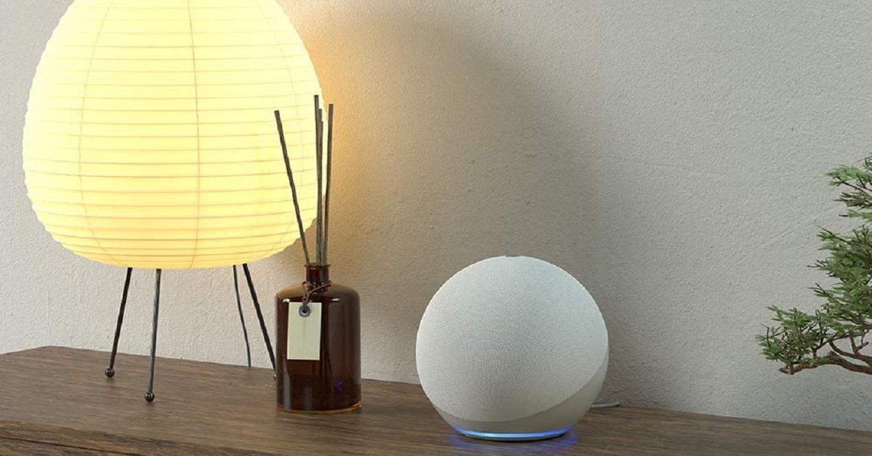 Altavoz inteligente Amazon Echo Dot