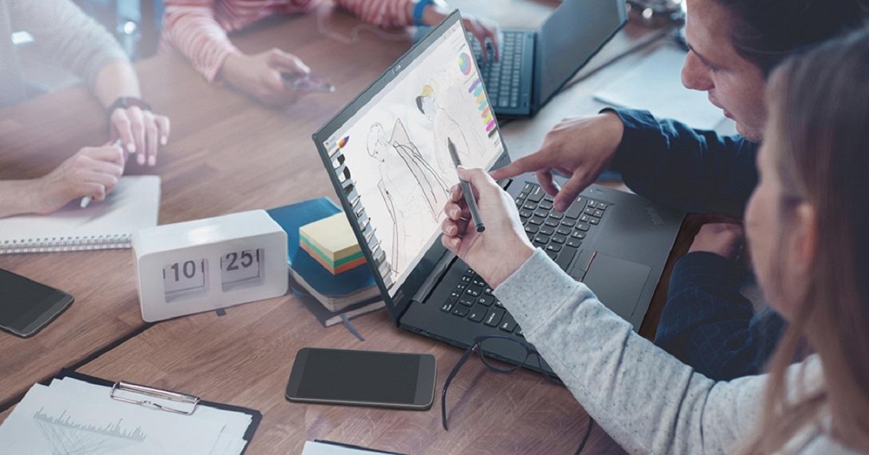 Portátil Lenovo Yoga C630