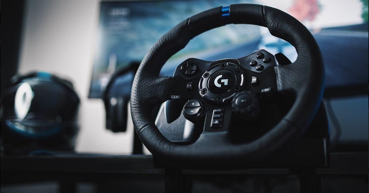 Volante para PS5