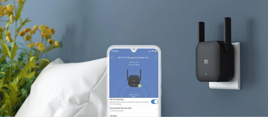 Répéteur WiFi Xiaomi Pro