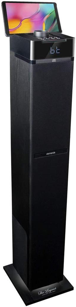 Torre de sonido con FM Aiwa TS-990CD