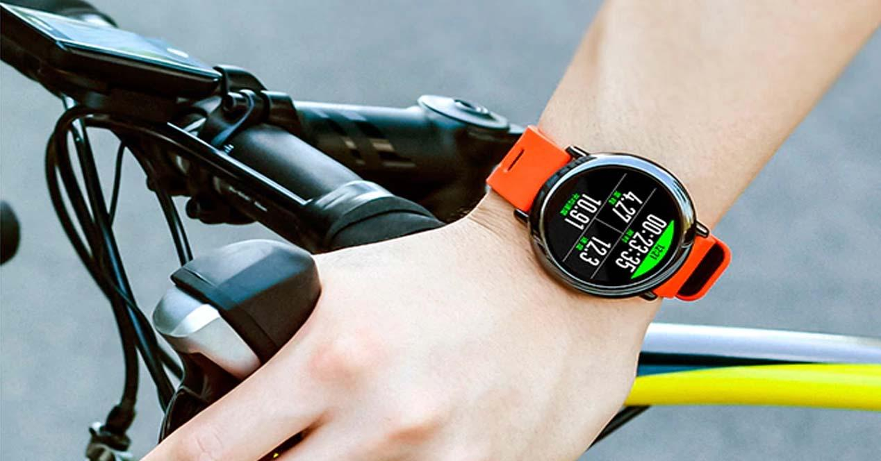 Smartwatch Amazfit pace deporte