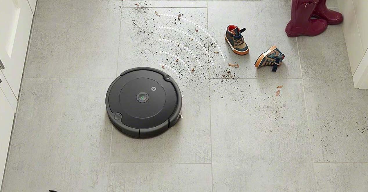 Robot aspirador Roomba 692 WiFi
