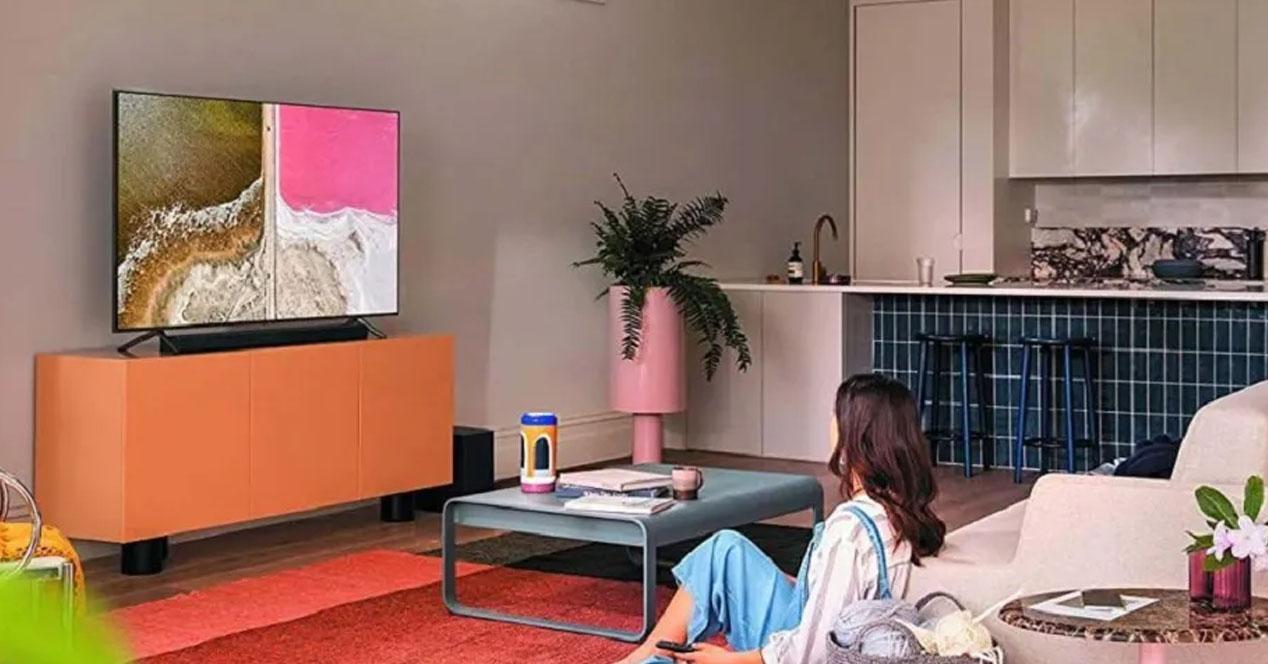 Smart TV Samsung 65TU8005