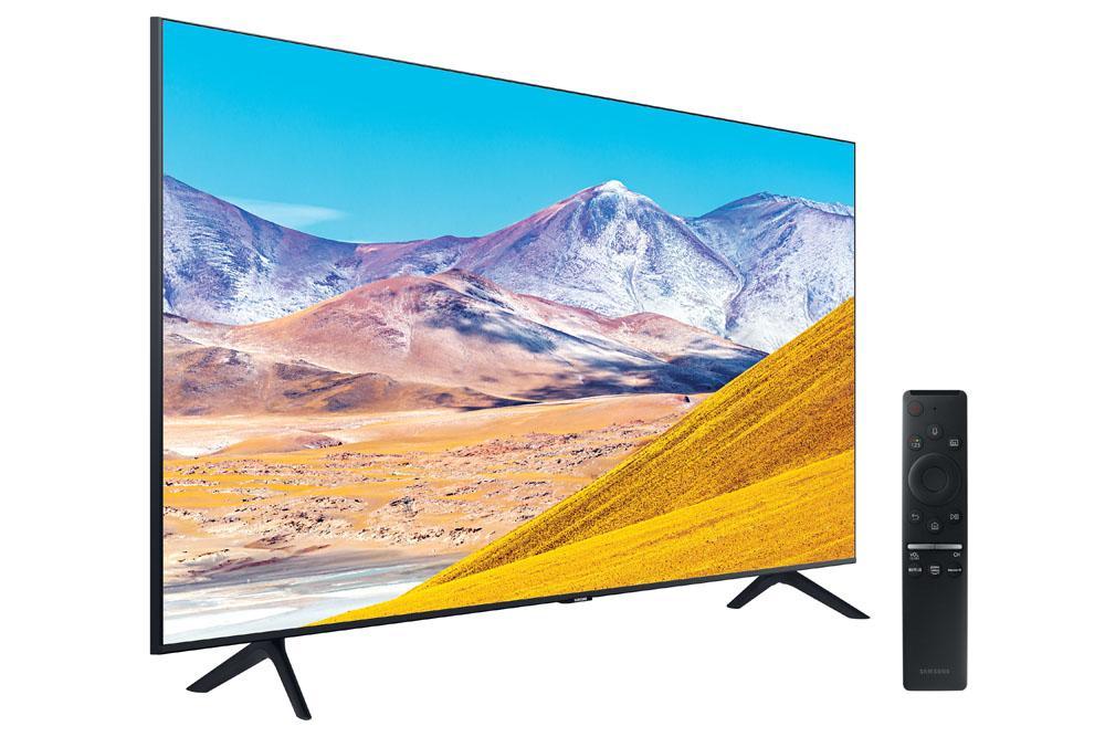Smart TV 4K Samsung UE50TU8005 con mando