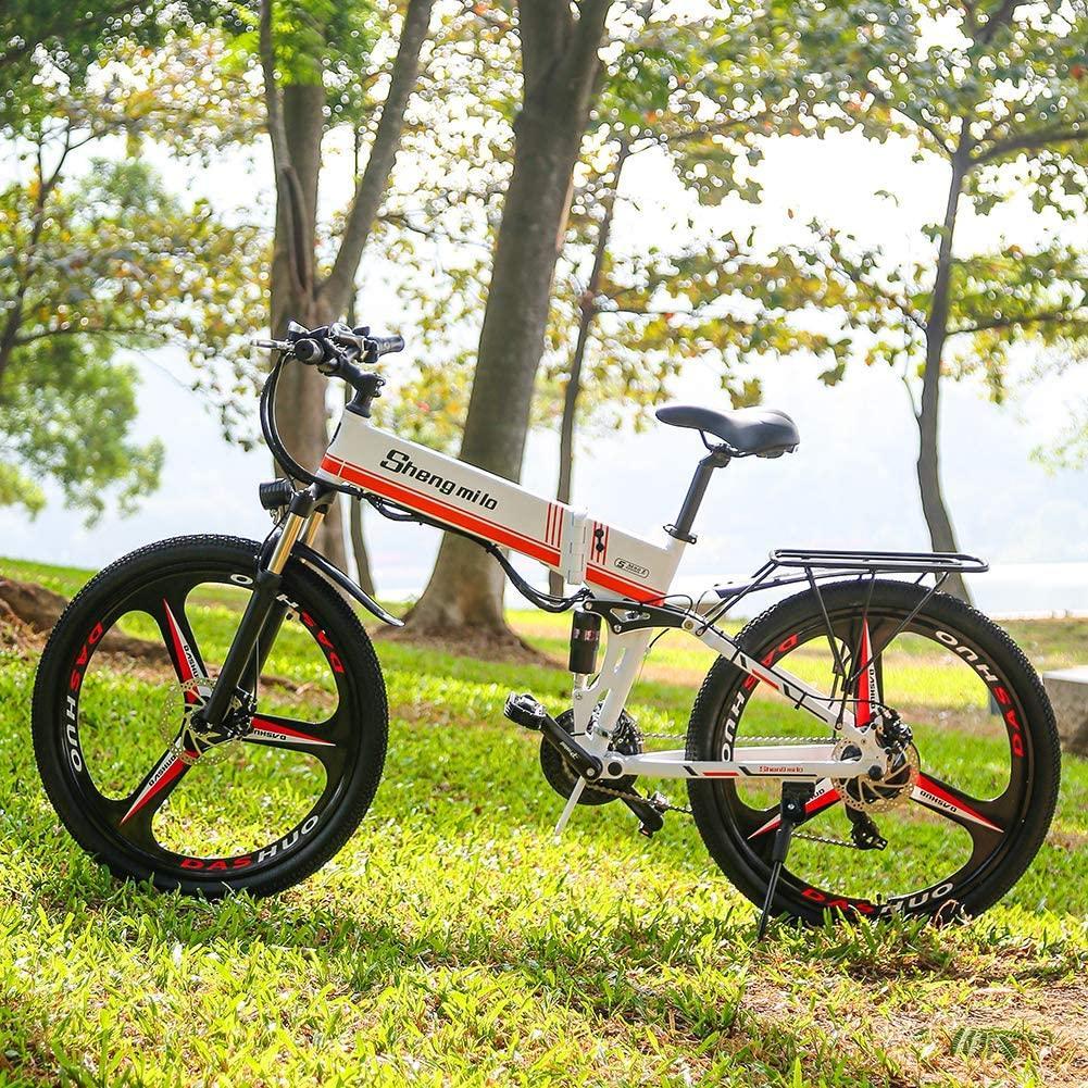Bicicleta eléctrica Shengmilo