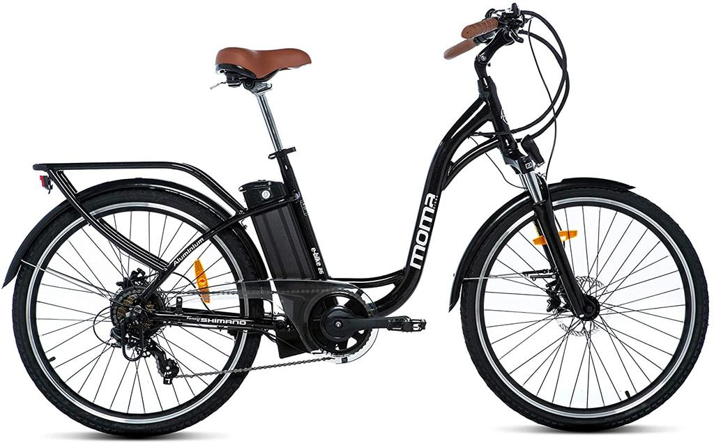 Bicicleta eléctrica Moma
