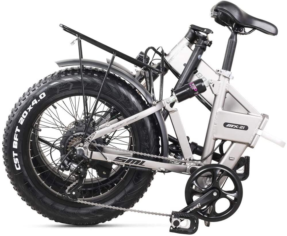 Bicicleta eléctrica Shengmilo MX21