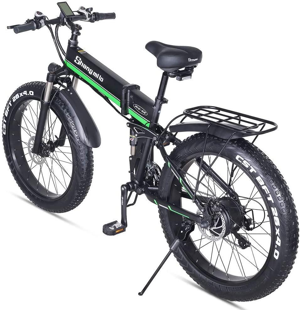Bicicleta eléctrica Sheng milo