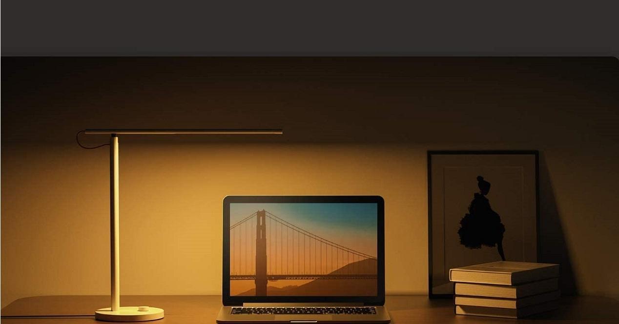 Lámpara de Xiaomi