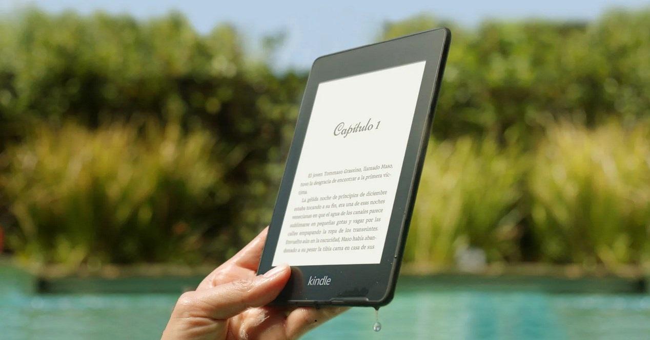 Lector de libros electrónicos