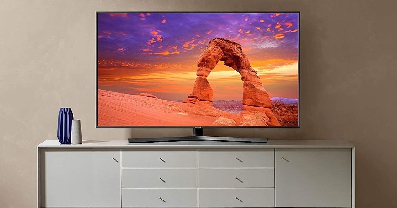 Samsung Crystal UHD 2020 55TU8505