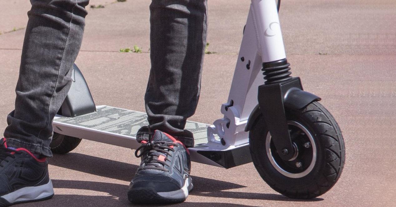 Patinete eléctrico Smartgyro Xtreme XD