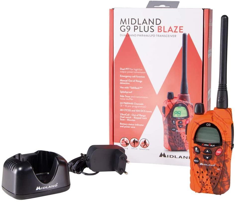 Midland G9 Plus Blaze