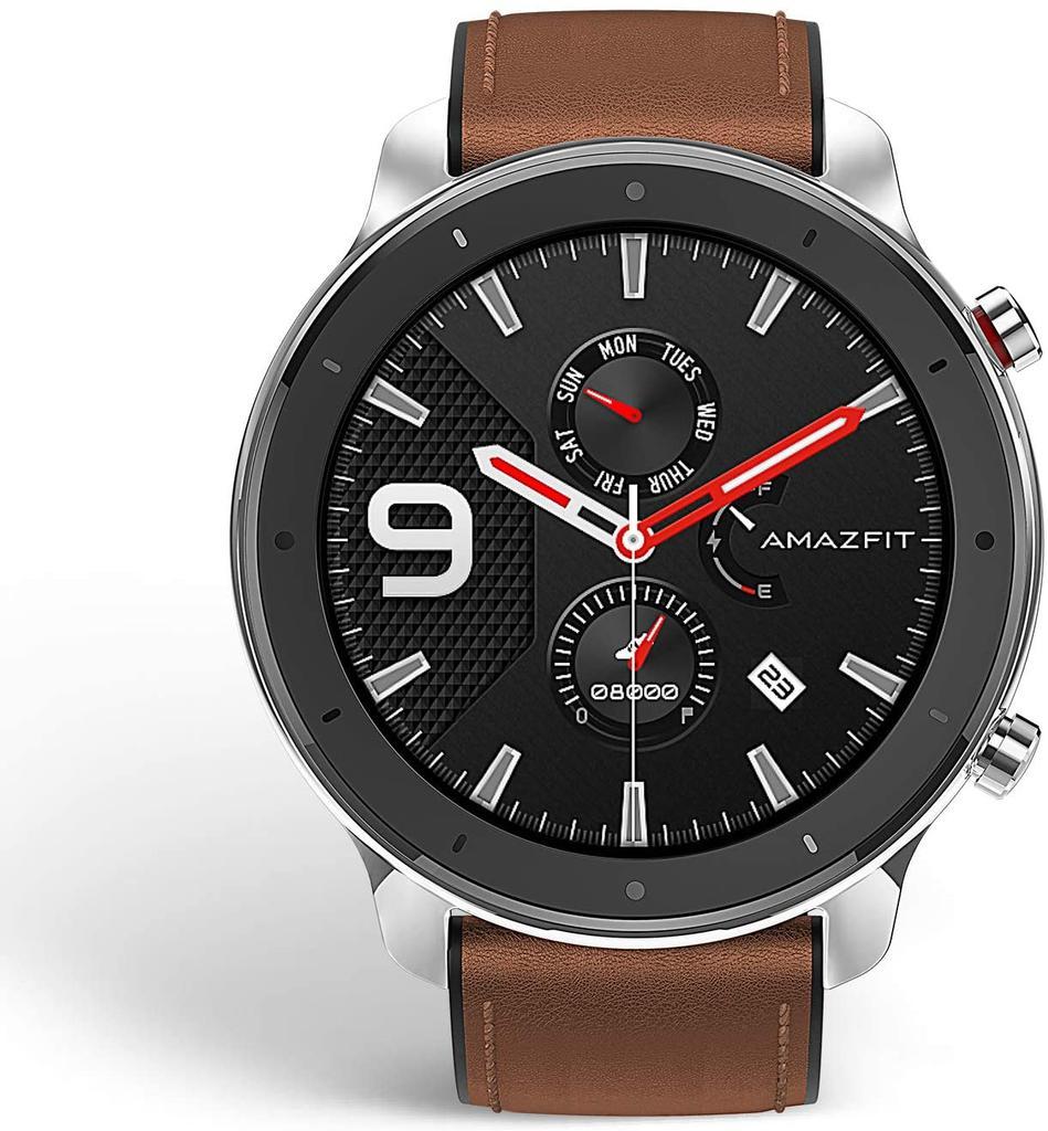Smartwatch AMazfit GTR 47mm frontal