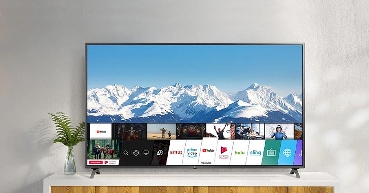 Smart TV LG 65UN7100ALEXA en oferta