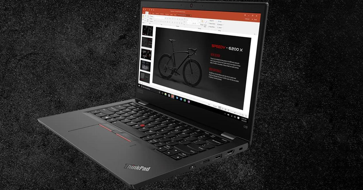 Portátil Lenovo Thinkpad L13 Gen2