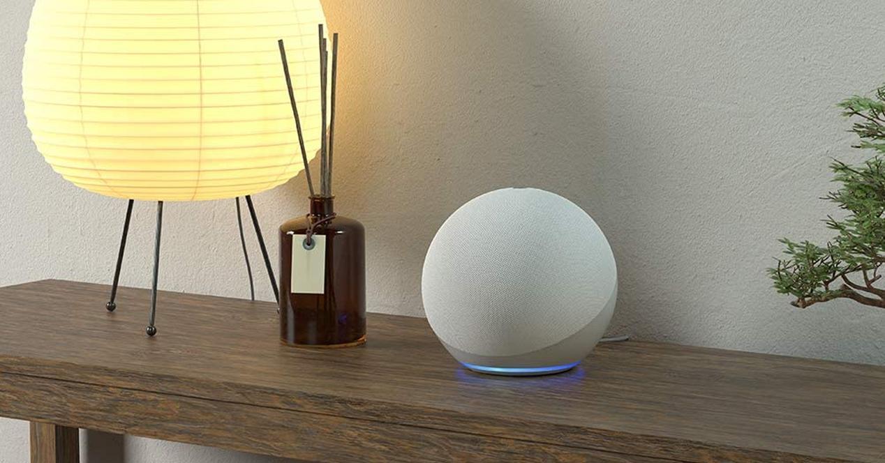 Amazon Echo Dot 4