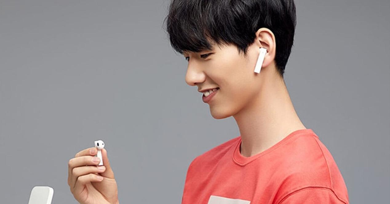 auriculares xiaomi air 2 SE