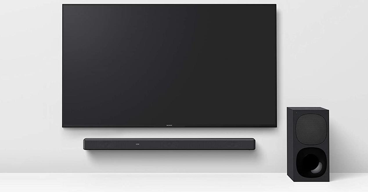 barra de sondio Sony HT-G700