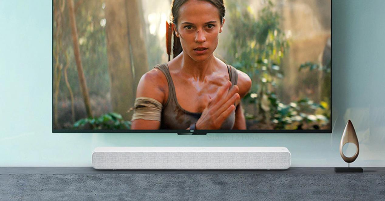 Barra de sonido Xiaomi Mi TV SoundBar