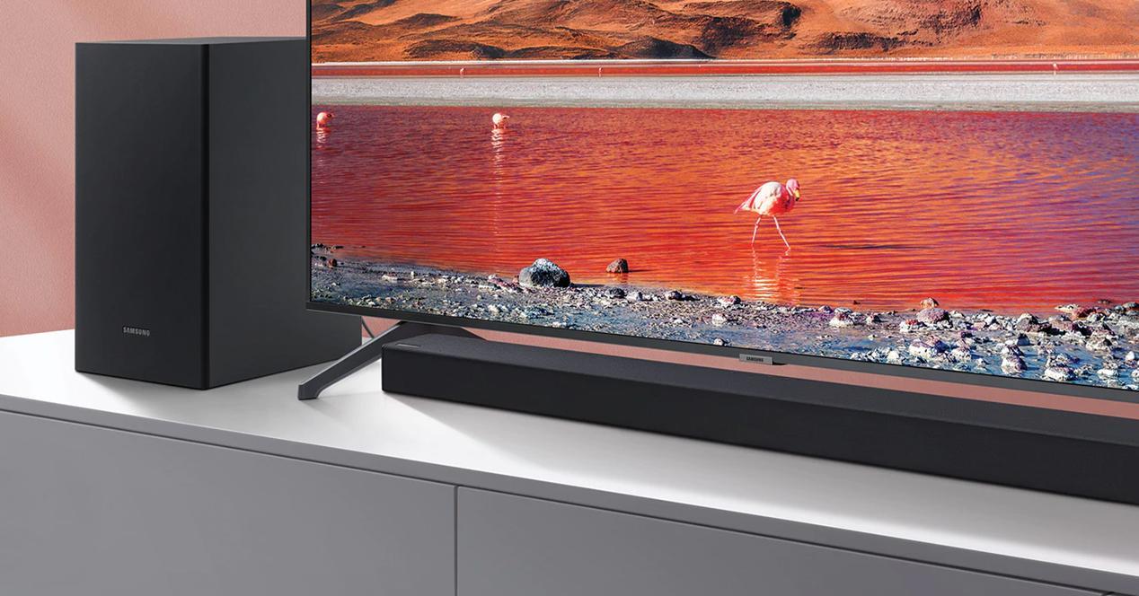 barra sonido Samsung HW-T420