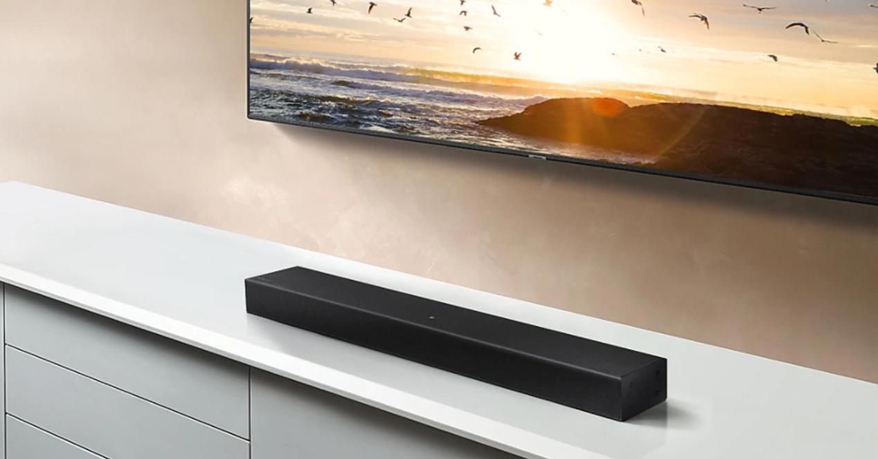barra sonido Samsung HW-T400/ZF