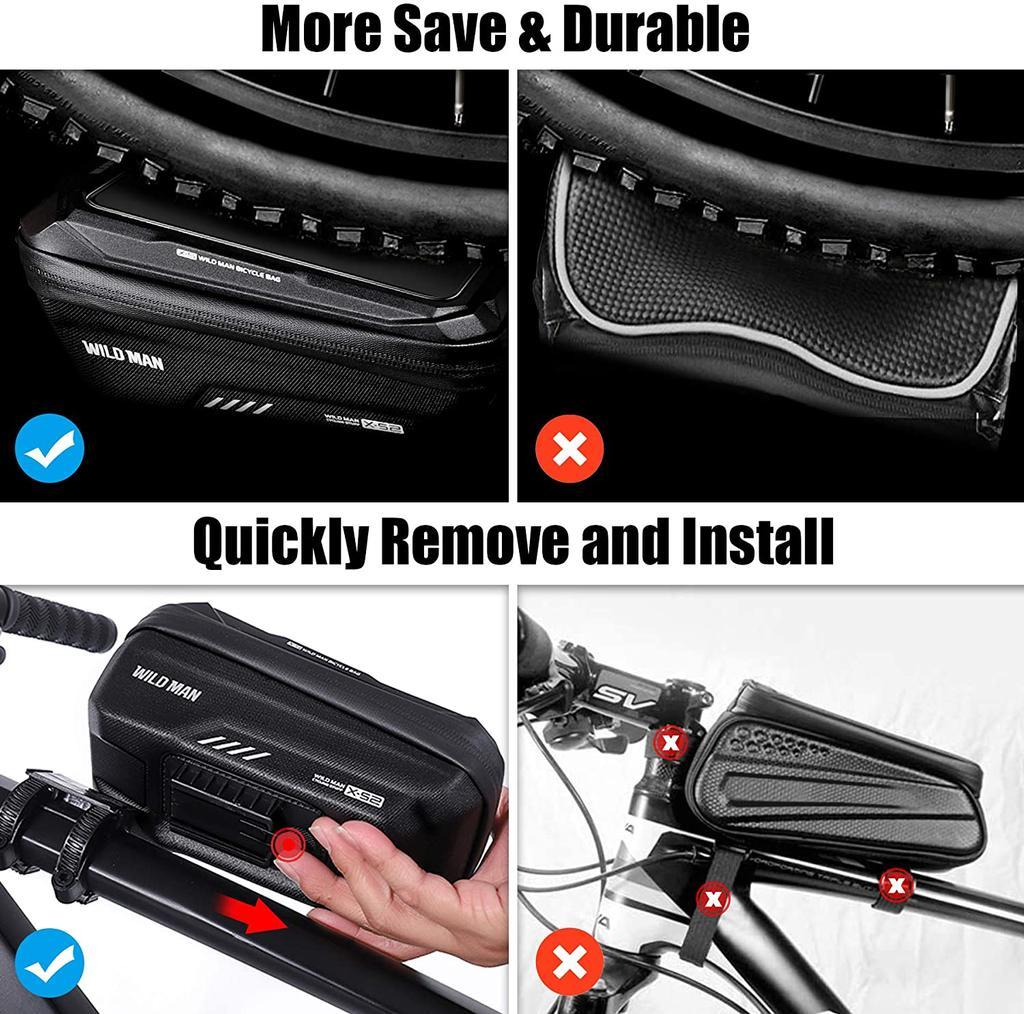 Bolsa de transporte para bicicleta ENONEO