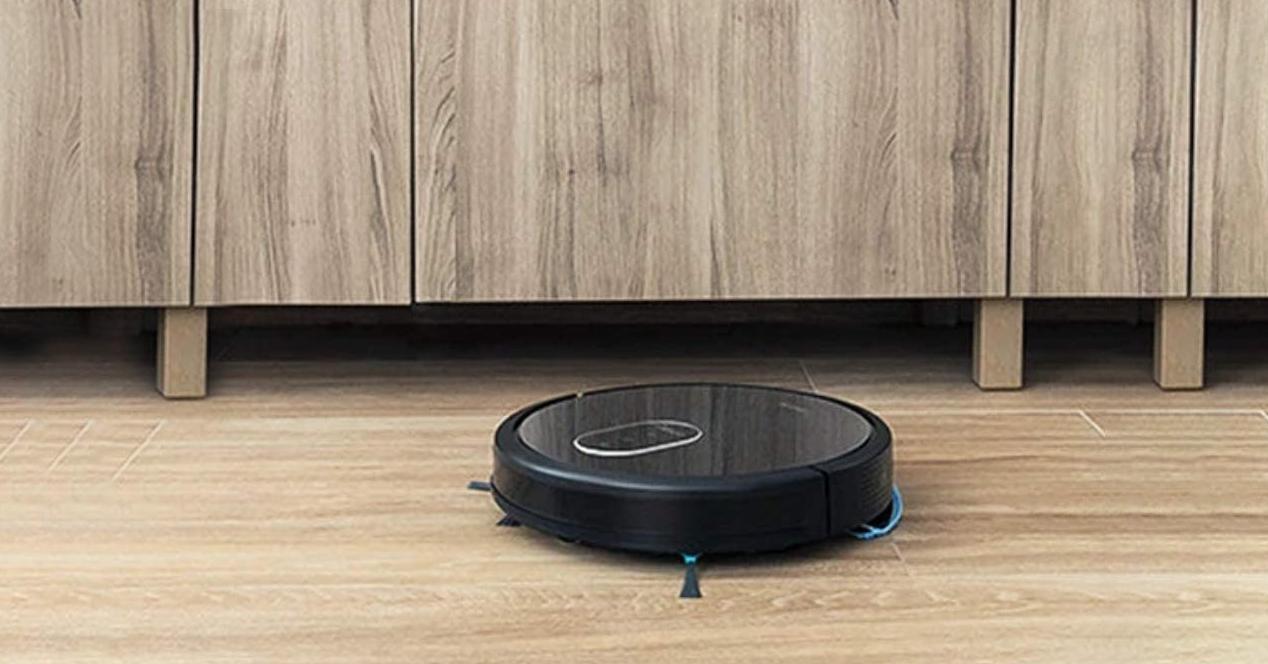 Robot aspirador Cecotec conga 1790 vital
