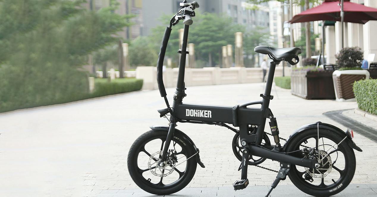 Bicicleta eléctrica Dohiker