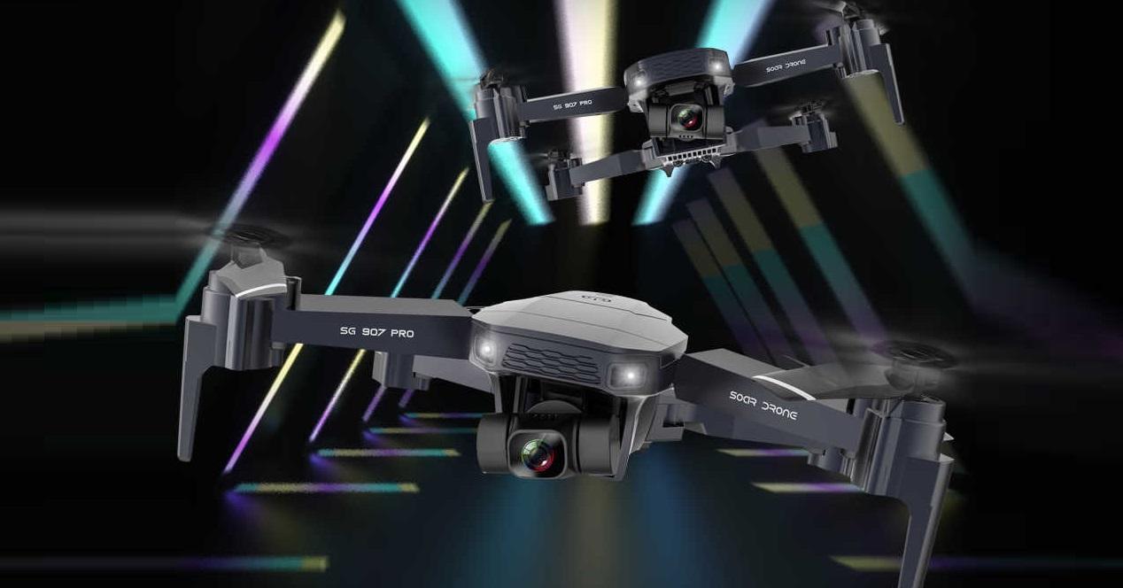 dron SG907 Pro RC Drone