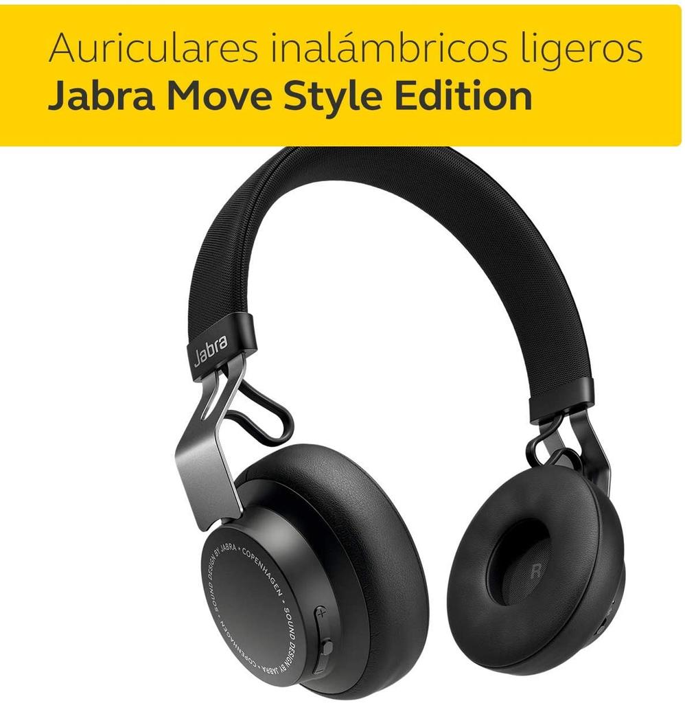 Auriculares bluetooth jabra move style