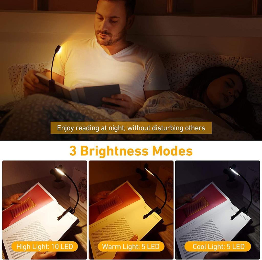 Luz para leer LITOM